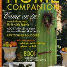 Home Companion Magazine (October/November 2003)