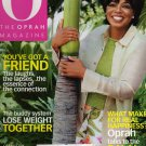 O - Oprah Magazine - August 2001: Dalai Lama Interview, Friends, and More! (Paperback)