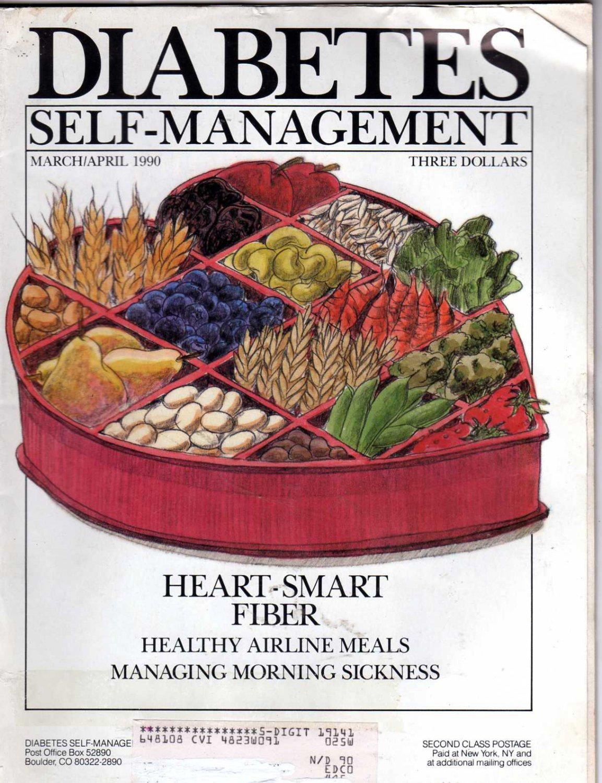 Diabetes Self-Management Magazine March/April 1990