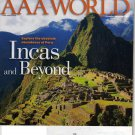 AAA World Magazine November - December 2010 (Incas and Beyond)