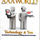 AAA World Magazine November - December 2009 (Technology and You)