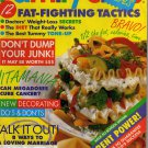 Family Circle Magazine September 1, 1992 (12 Fat Figting Tactics)