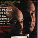 Black Enterprise August 1993 (Leading Black Law Firms)