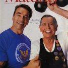 Modern Maturity December 1992 Arnold Schwarzenegger & Milton Berle on Cover, Patrick F. McManus