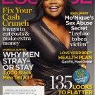 ESSENCE MAGAZINE, OCTOBER 2008 ISSUE: Monique