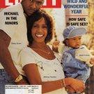 Ebony Magazine, July 1994 Whitney Houston's Wild and Wonderful Year