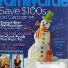 Family Circle January 18, 2005 (Save $100s on Groceries)