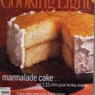 Cooking Light (November 2003 Holiday Menus)