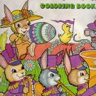 I Love the Easter Parade Coloring Book Creative Child Press (Oversized Paperback 1986)