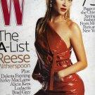 W MAGAZINE February 2006 REESE WITHERSPOON ALICIA KEYS LUDACRIS (MOGULS & MISFITS)
