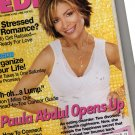 Redbook Magazine (PAULA ABDUL , Too Stressed For Sex , Uh-Oh ...A Lump, September 2003)