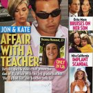 US Weekly #744 May 18, 2009 Jon & Kate Miss California Brad Pitt