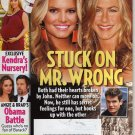 US Magazine Issue 773, December 7, 2009 Stuck on Mr. Wrong