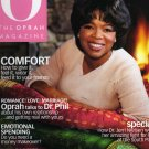Oprah Winfrey O Magazine February 2001 Comfort Issue