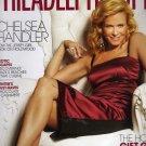 Philadelphia Style Magazine November/December 2009 (Chelsea Handler)