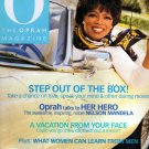 The Oprah Magazine (Nelson Mandela, April 2001)