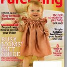 Parenting Magazine December/January 2007