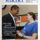 American Teacher The National Publication of the AFT November 2008 Vol 93, No. 3