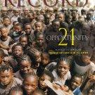 American Bible Society Record Magazine October - November 1999