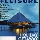 Travel + Leisure Magazine December 2004