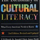The Dictionary of Cultural Literacy by  Kett, Hirsch & Trefil (Paperback 1993)