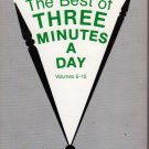 The Best of Three Minutes a Day by Father James Keller and Alexander M. Witherspoon (1990)