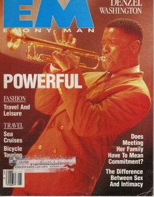 EM Ebony Man Magazine May 1990