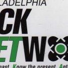 Philadelphia Black Network Volume 1, Issue 1 - Fall/Winter  1999