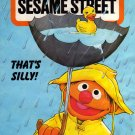 Sesame Street Magazine April 1989