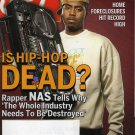 Jet Magazine April 9, 2007 RAPPER NAS: HIP-HOP IS DEAD!