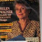 The Workbasket and Home Arts Magazine (Nov. 1991 Vol. 57, No. 1)