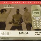 New in opened Box Nokia 3360 - Gray (T-Mobile) Cellular Phone