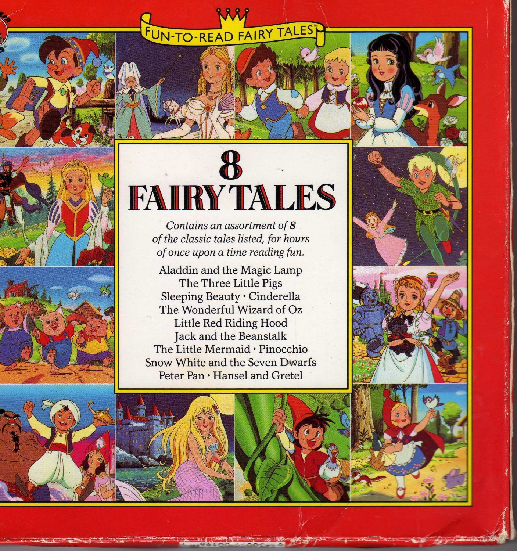 8 Fairy Tales (Fun-To-... Eva Longoria Clothing