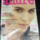Allure Magazine January 2012 Rooney Mara, Hollywood Surgery Shockers, Mega Makeover Issue