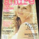 Allure Magazine December 2009 Kirsten Dunst