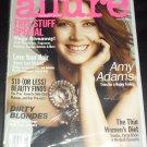 Allure Magazine August 2009 Amy Adams