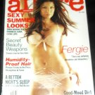 Allure Magazine July 2009 Fergie
