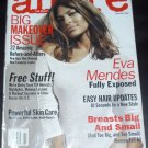 Allure Magazine (January, 2009) Eva Mendes