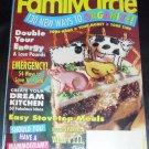 Family Circle Magazine March 16, 1994