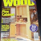 Better Homes and Gardens Wood Magazine March 2010