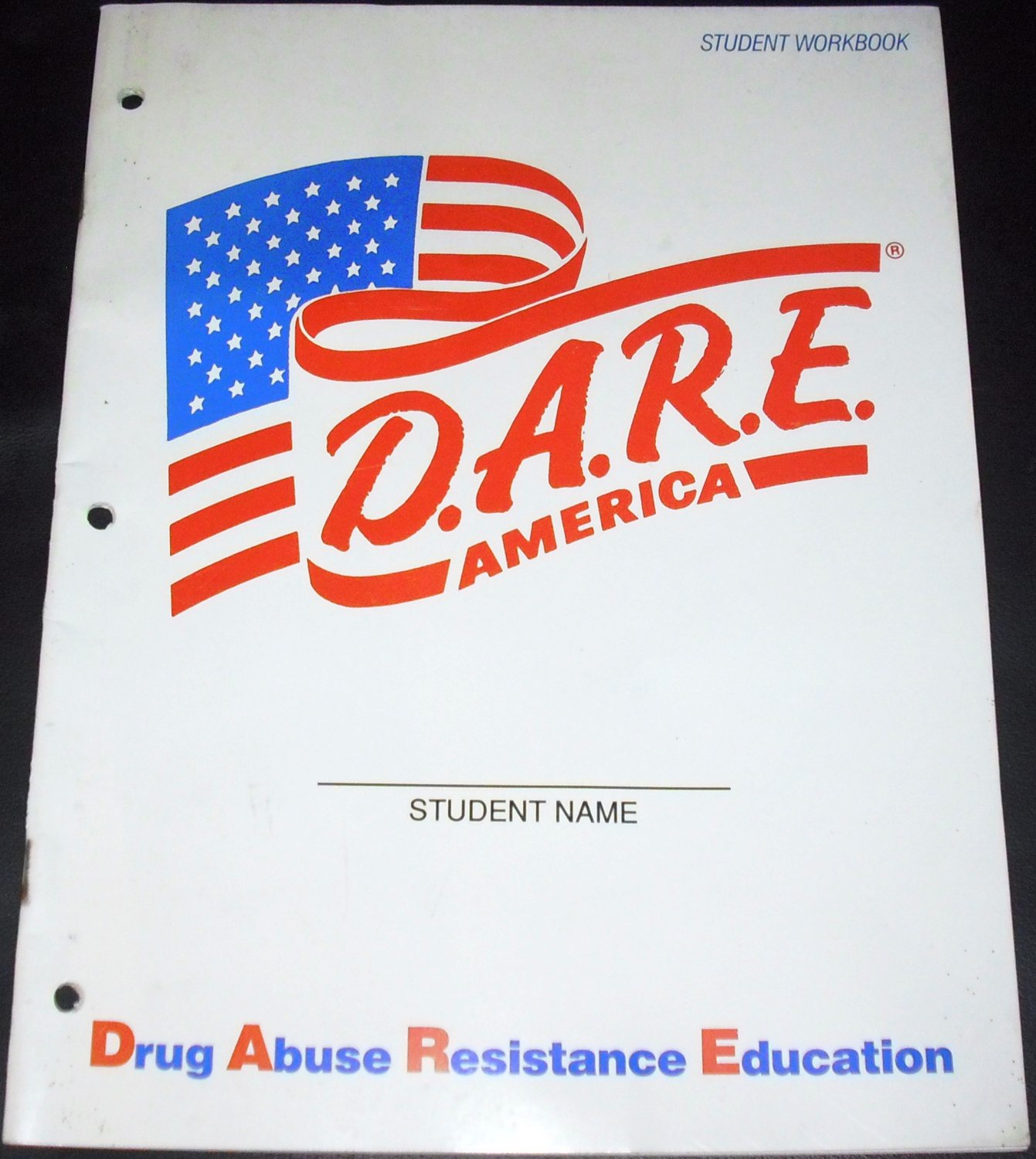 "a paper on drug abuse resistance education program Abuse education program (howell, 2003) moreover, according to maxwell and mackillican, dare is the ""most widely recognized substance abuse prevention program, with the most comprehensive curriculum, in the world"" (2000: 1) in its present form, this ""prevention through education"" program focuses on a number of specific key components."