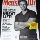 Men's Health, June 2008 (Mark Wahlberg; Special Nutrition Issue!)