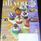 All YOU Magazine October 2008: (Issue 10) EAT Smart and Feel Great