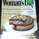 Woman's Day Magazine November 1, 2004