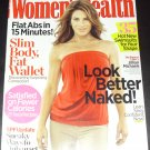 Women's Health May 2010 Look Better Naked! Flat Abs, Jillian Michaels