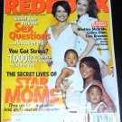 Redbook Magazine March 2004  Star Moms