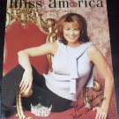 THE1999 MISS AMERICA PAGEANT SOUVENIR PROGRAM