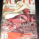 Vogue Magazine November 2010 (Anne Hathaway)