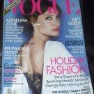 Vogue Magazine (December 2010) Angelina Jolie