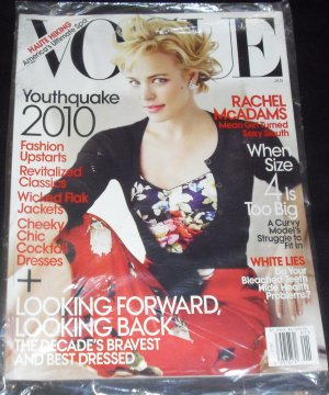 Vogue Magazine (January 2010) Rachel McAdams